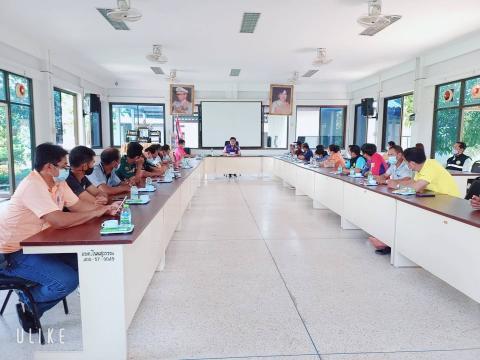 องค์การบริหารส่วนตำบลโนนสุวรรณ ร่วมกับฝ่ายปกครองอำเภอโนนสุวรรณ ป